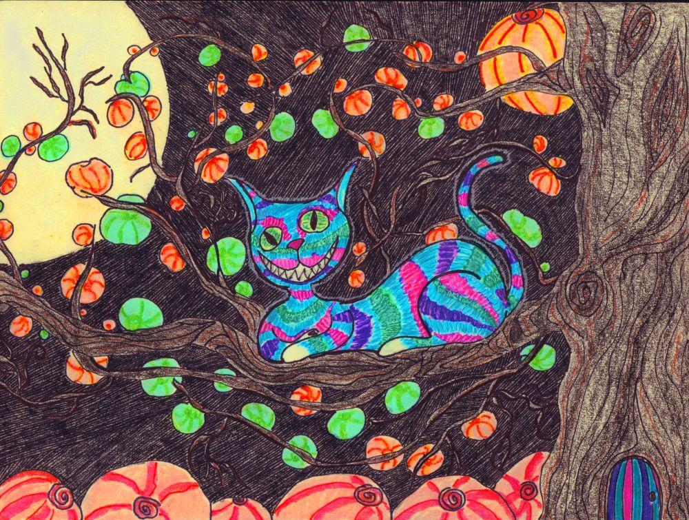 Cheshire Halloween