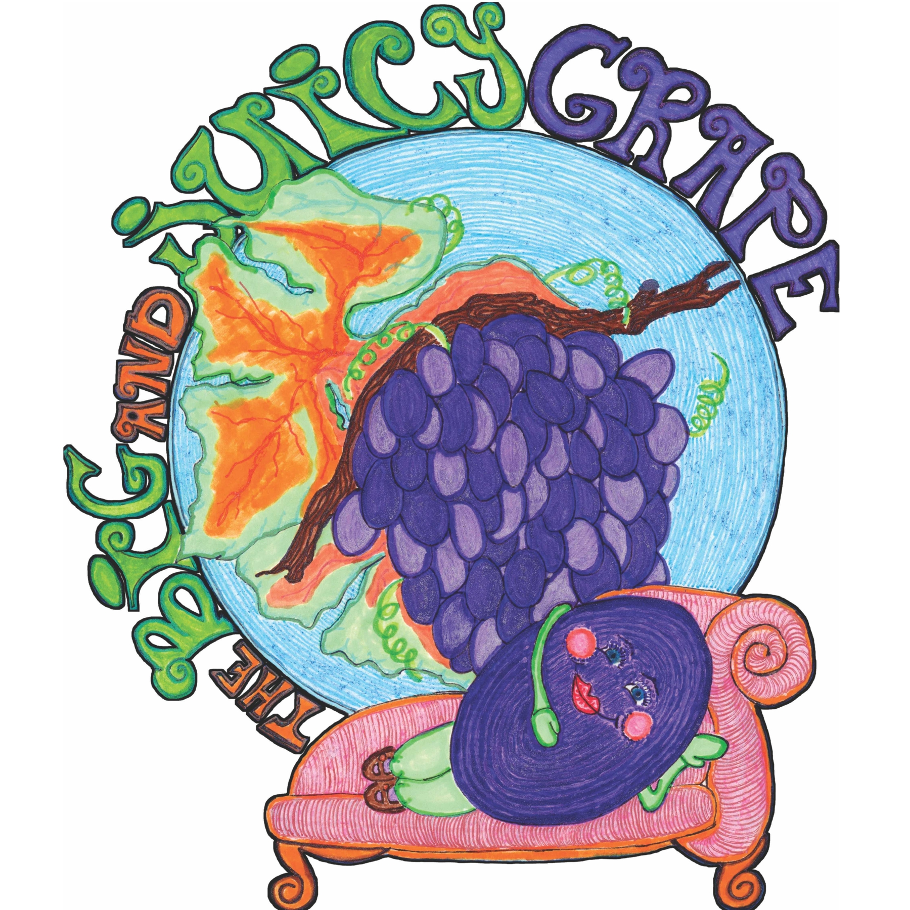 The Big and Juicy Grape