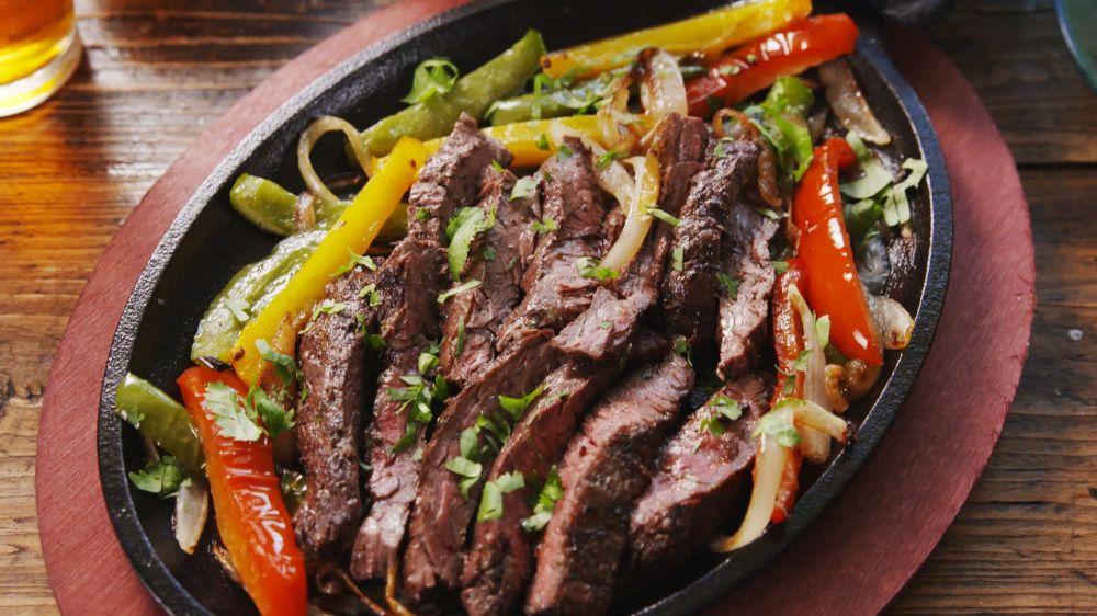 La Casa Steak Fajitas